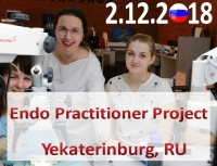 Endo Practitioner Project - Yekaterinburg, Russia - 2.12.2018