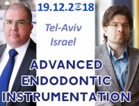 Advanced Endodontics - Tel-Aviv, Israel, 19.12.18
