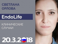 EndoLive with Dr. Orlova - Moscow, Russia - 20.3.18