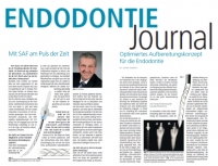 "New articles on ""Endodontie Journal"" in Germany"