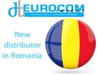 New distributor in Romania
