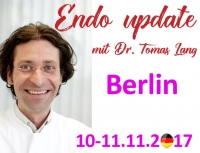 Endo update - Berlin, Germany - 10.11.2017