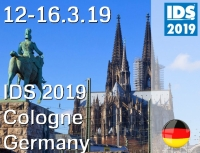 IDS - Cologne, Germany, 12-16.3.2019
