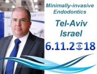 The Future of Endodontics - Tel-Aviv, Israel, 6.11.18